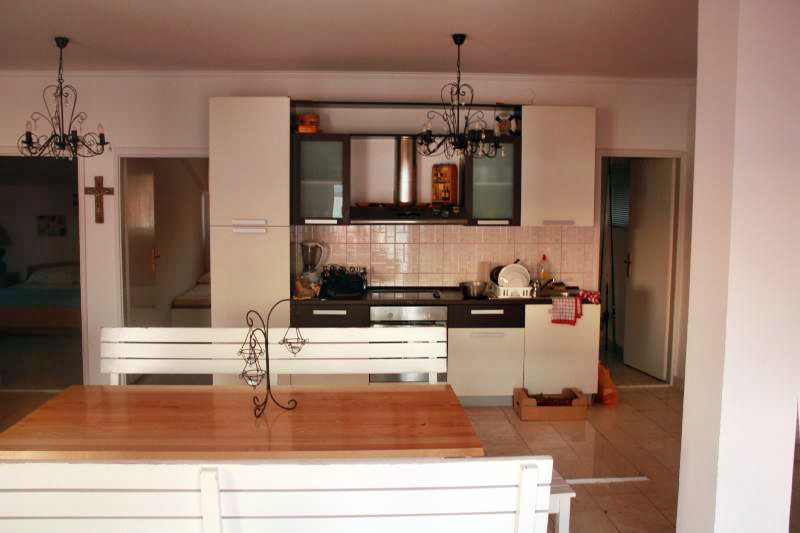 Apartment Galeb Living room and kitchen