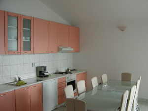 Apartment Vedran kitchen picture