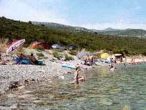 Komarna Beach